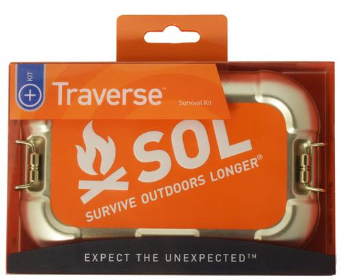 Survive Outdoors Longer Traverse Survival Tin