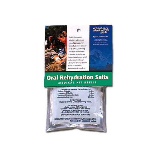Adventure Medical Oral Rehydration Salt Refill 3 Pack