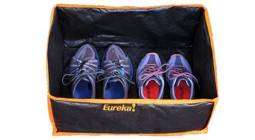 Eureka Tent Shoe Organizer
