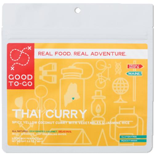 Good to Go Thai Curry Double Serving