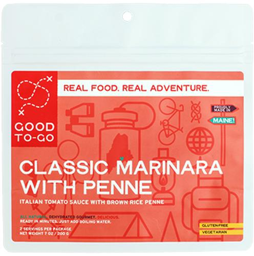 Good To Go Classic Marinara with Penne Double Serving