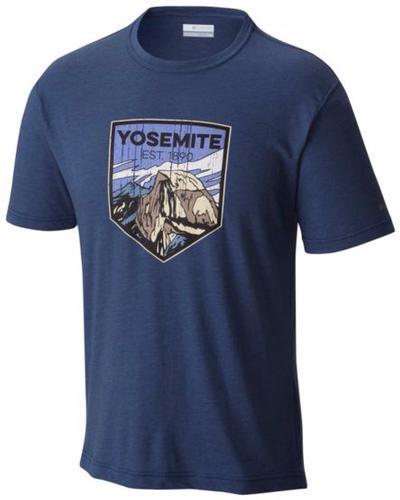 Columbia Men's National Parks Tee Shirt