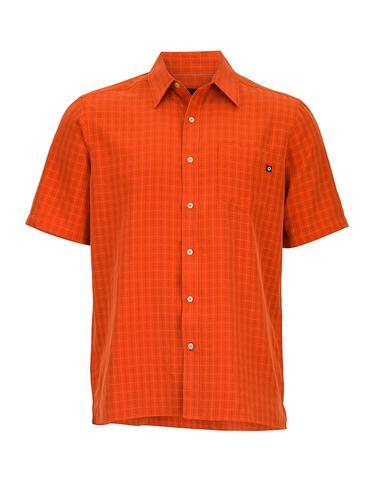 Marmot Men's Eldridge Short Sleeve Shirt