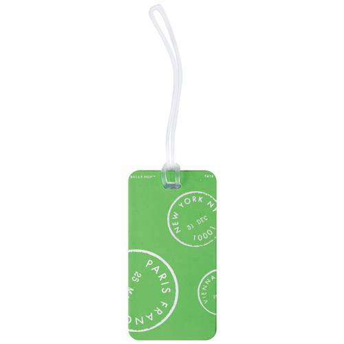 Belle Hop by Lewis N Clark Neon Luggage Tag