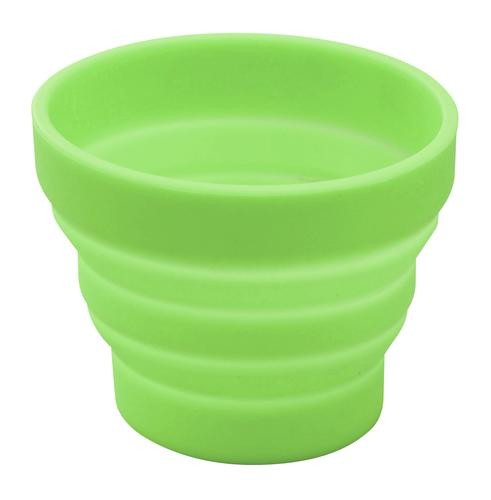 Lewis N Clark Silicone Travel Cup
