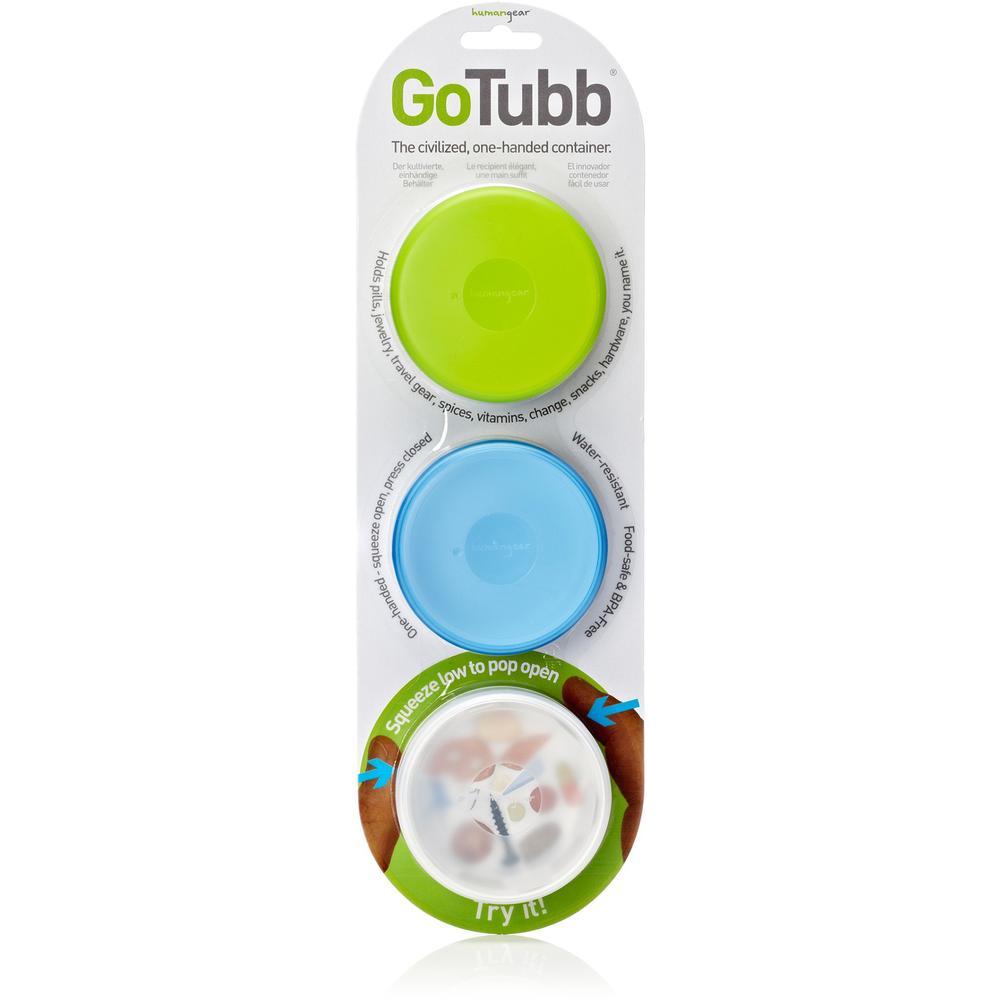 Gotubb Medium Container 3- Pack