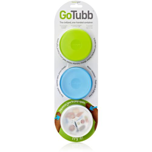 GoTubb Medium Container 3-Pack