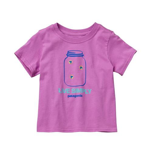 Patagonia Baby Graphic Cotton Tee