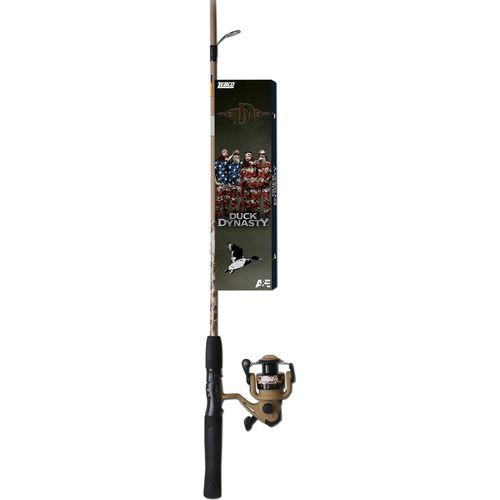 Zebco Duck Dynasty Spinning Rod and Reel Combo