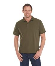 Woolrich Men's First Forks Polo OLIVE