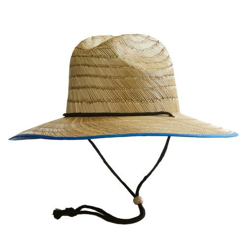 Chaos Hats Men's Thomas Straw Lifeguard Hat