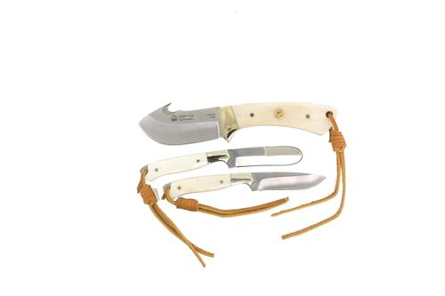 Puma SGB Trophycare Set - White Bone