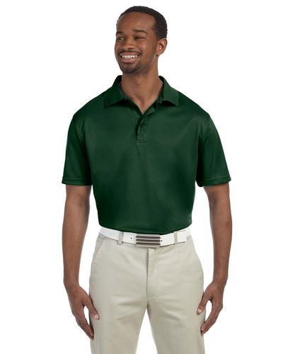 Harriton Men's 4oz Polytech Short Sleeve Polo
