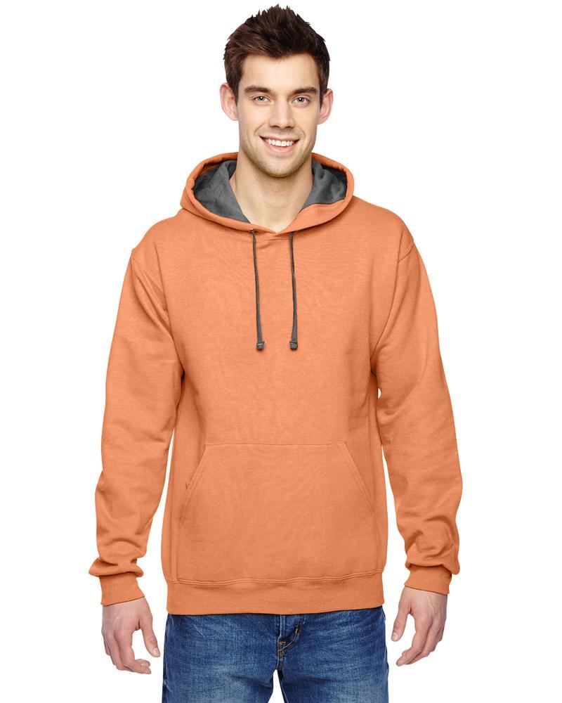Fruit Of The Loom Sofspun Hooded Sweatshirt