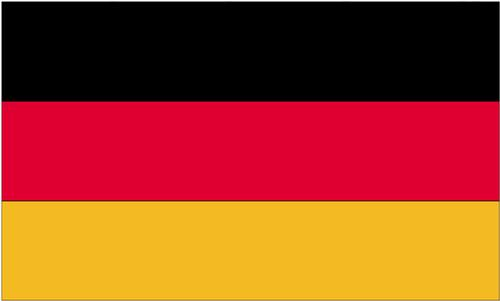 3x5 ft Germany Nyl-Glo Flag
