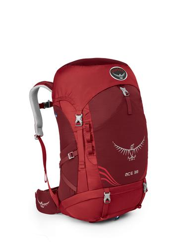 Osprey Ace 38L Kid's Overnight Backpacking Pack