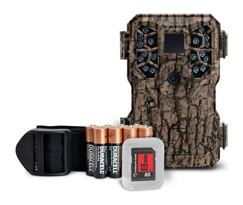 GSM Outdoors Stealth Cam PX18 Camo Combo