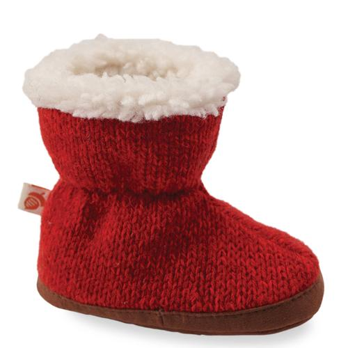 Acorn Kid's Easy Bootie Ragg Wool Slippers