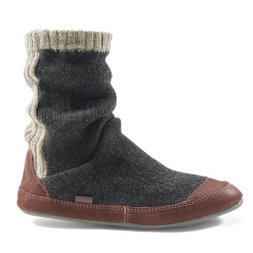 Acorn Men's Slouch Boot Slipper Socks