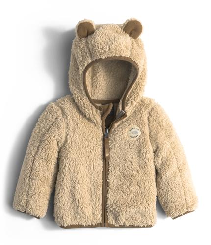 The North Face Infant Plushee Bear Hoodie