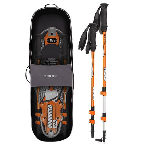 Yukon Charlies Advanced Snowshoe Kit 825