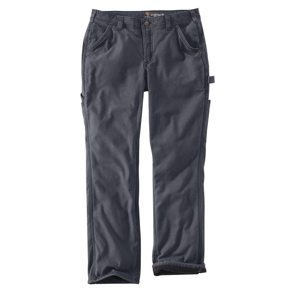 Carhartt Women's Fleece Lined Crawford Pants
