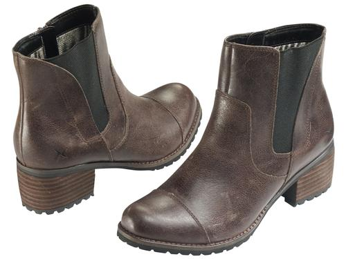 Aetrex Women's Autumn Cap Toe Ankle Boot