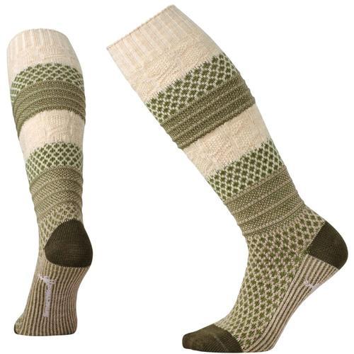 Smartwool Women's Popcorn Cable Knee High Socks