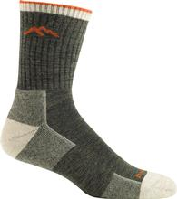 Darn Tough Men's Hiker Micro Crew Cushion Socks OLIVE