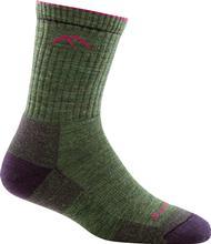 Darn Tough Women's Hiker Micro Crew Cushion Socks MOSS