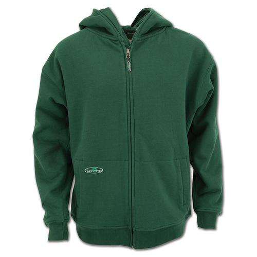 Arborwear Men's Double Thick Full Zip Sweatshirt