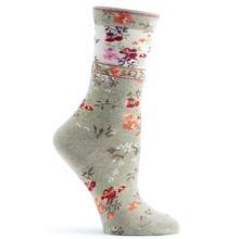Ozone Women's Mona Linen Sock BEIGE