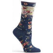 Ozone Women's Mona Linen Sock NAVY