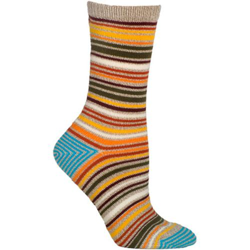 Ozone Women's Scandinavian Stripes Socks