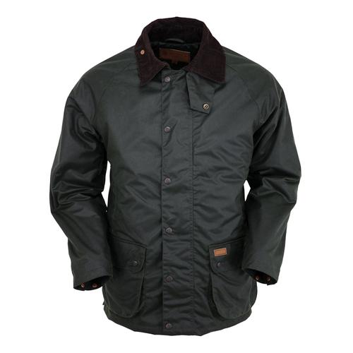 Outback Trading Company Men's Oxford Jacket