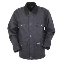 Outback Trading Company Men's Passport Jacket BLACK