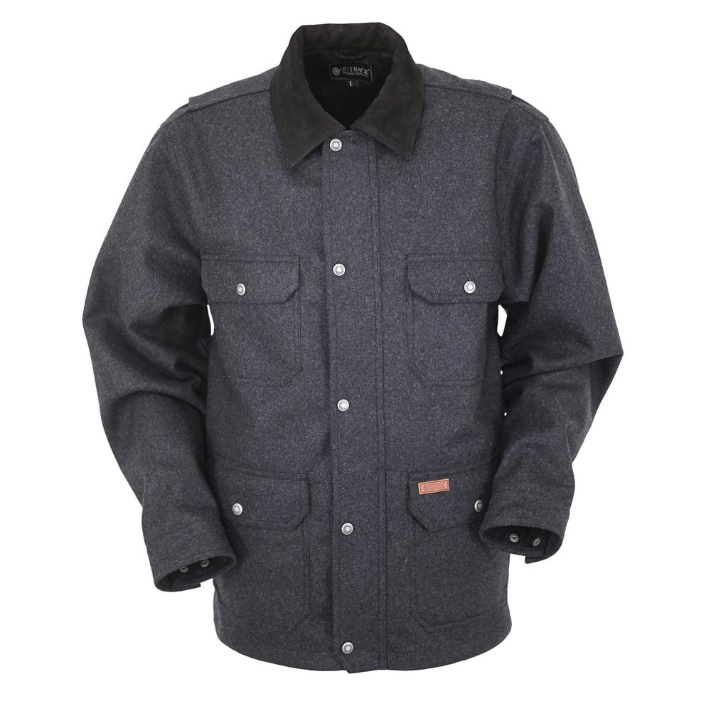 Outback Trading Company Men's Passport Jacket