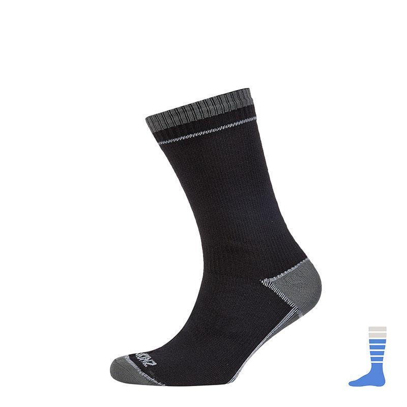 Sealskinz Thin Waterproof Mid Length Socks Albatross