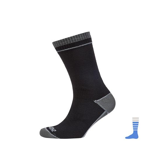 Sealskinz Thin Waterproof Mid Length Socks Albatross