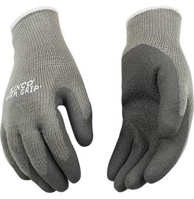 Kinco Women's Thermal Knit Sandy Nitrile Palm Gloves