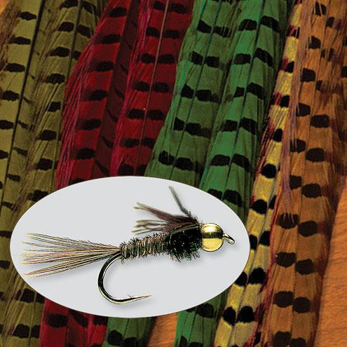 Orvis Pheasant Tail Feathers for Fly Tying