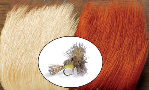 Orvis Natural Elk Hair for Fly Tying