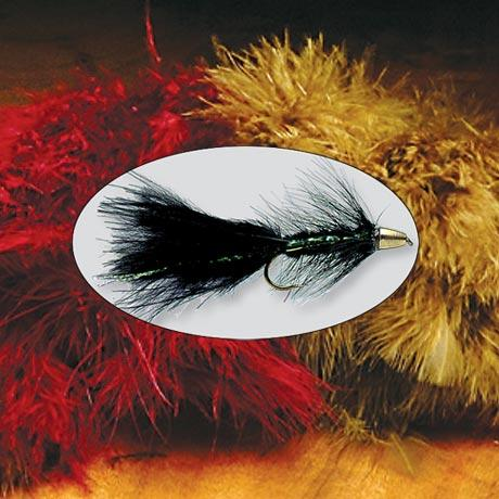 Orvis Woolly Bugger Marabou for Fly Tying