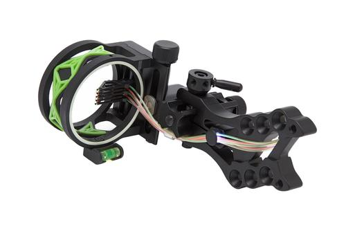30-06 Outdoors Shocker 5 Pin Bow Sight with Damper