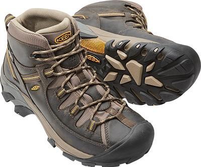 Keen Men's Targhee 2 Mid Waterproof Wide Hiking Boot