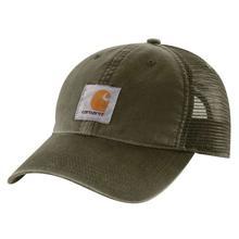 Carhartt Buffalo Cap ARMY_GREEN