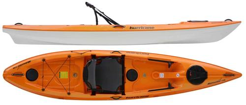 Hurricane Kayaks Skimmer 116 Kayak with 1st Class Seat