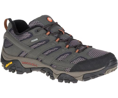 Merrell Men's Moab 2 GTX Hiking Shoe - Wide Width