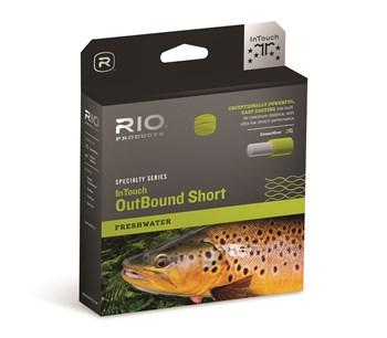 Rio Intouch Outbound Short Intermediate Fly Line