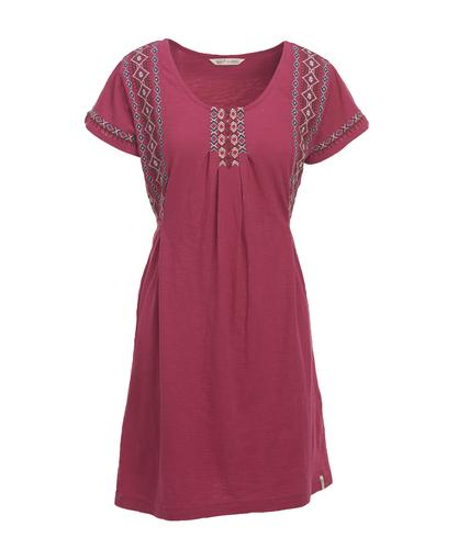 Woolrich Women's Bell Canyon Eco Rich Organic Cotton Dress